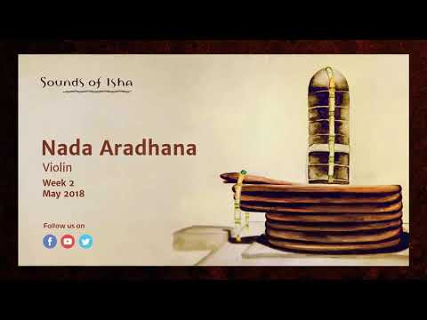 Nada Aradhana - Violin || Meditative Music || Sound