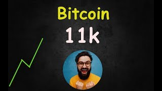 I Love It! Bitcoin Looks Strong - 11k Next? 🔴 LIVE