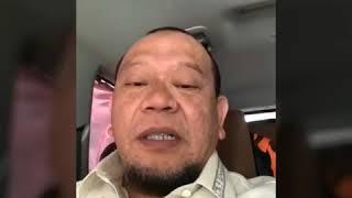La Nyalla Kapok Dukung Prabowo,  Sekarang Dukung Jokowi Menjadi Presiden 2 Periode