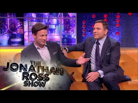 Jamie Oliver On Being A Male Chef - Jonathan Ross Classic