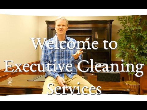 Welcome to Executive Cleaning Services