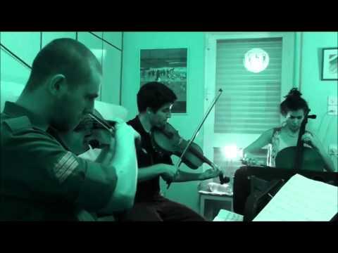 Video - String Trio / Noam Yatsiv (2nd movement)