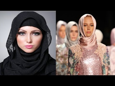First Muslim hijab fashion show in London strong message to