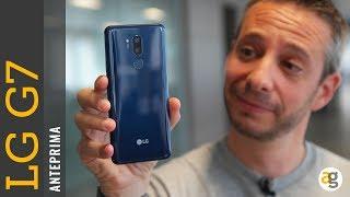 LG G7 ANTEPRIMA PREZZO USCITA e...una sorpresa!