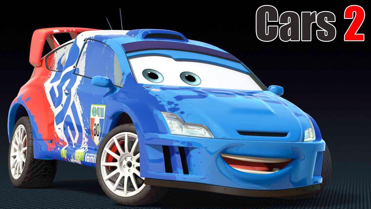 Cars Y Sus Amigos