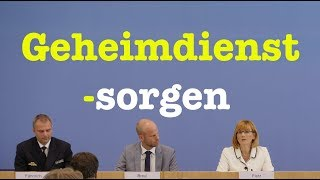 9. Juli 2018 - Bundespressekonferenz - RegPK