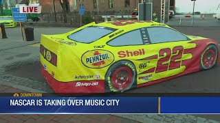 Big Joe On The Go - NASCAR taking over Music City - 12/4/19 - Part 3