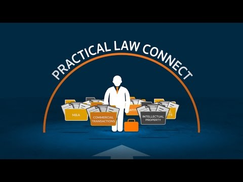 Practical Law Connect Organizes your Legal Resources | In-House Counsel