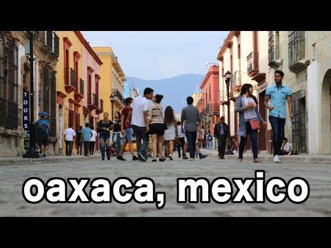 Oaxaca City is AMAZING! — Mexico Travel Vlog #28