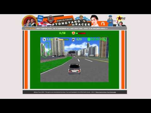 Pyongyang Racer - Let's Learn to Drive In Accordance with the Socialist Lifestyle