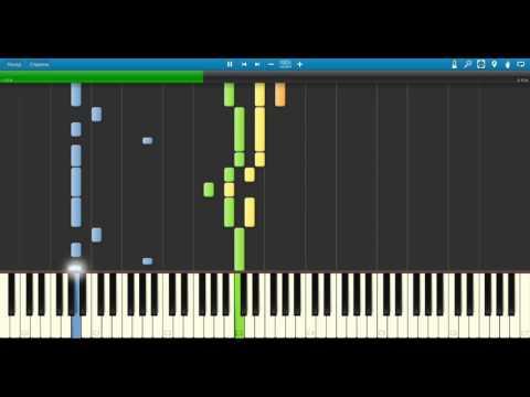 Love Again - Pentatonix - Pianist23 (Piano Tutorial)