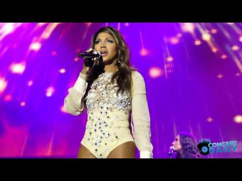 Toni Braxton performs