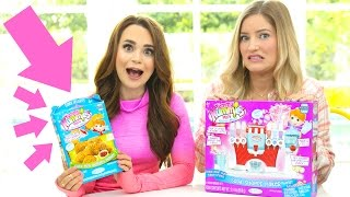 Tiny Chicken Nugget Challenge with Ro! by : iJustine