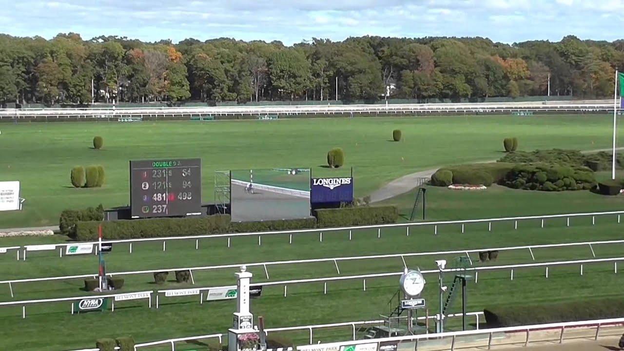 Belmont Park Race Track