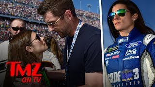 Danica Patrick Says Aaron Rodgers Initially Hit On Her Using