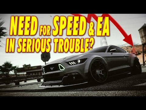ELECTRONIC ARTS IN SERIOUS TROUBLE? ( NFS 2019 )