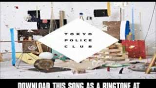 "TOKYO POLICE CLUB - ""BIG DIFFERENCE"" [ New Video + Lyrics + Download ]"