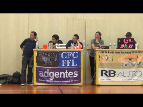 Liga Sa Kanto - Black n Yellow vs Vivens
