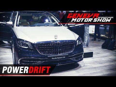 Mercedes Maybach - Ever evolving luxury : Geneva Motor Show 2018 : PowerDrift