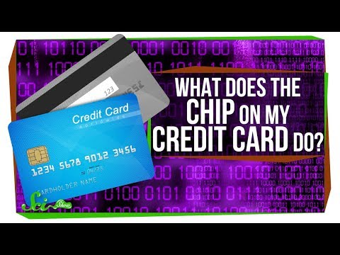 How Do Chips Make Credit Cards More Secure?