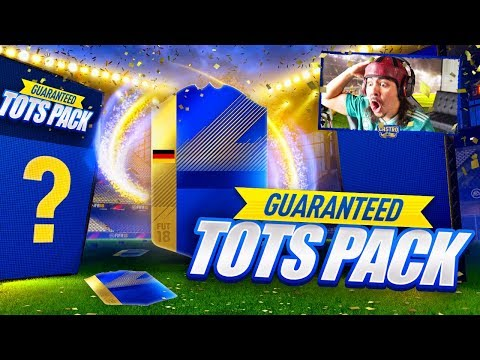 10 GUARANTEED TOTS SBC PACKS DO WE GET REUS? FIFA 18