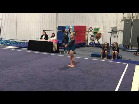 Kenzie Floor 8.75 Level 3 1/20/2018 Sonshine Academy