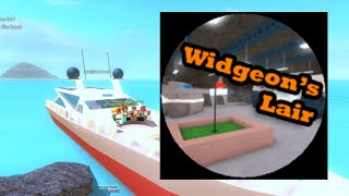 Roblox | The Plaza | How to find Widgeon's lair