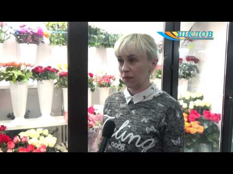 В городском Доме быта открылся цветочный магазин «Позитивчик»