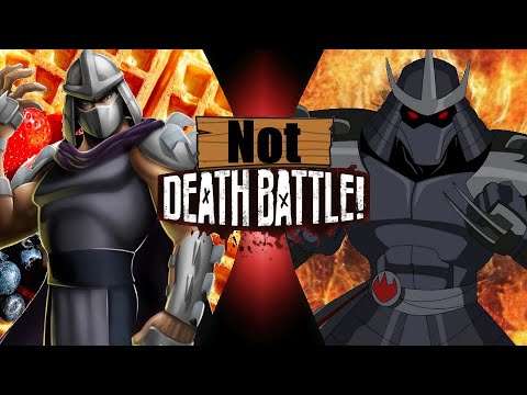 1987 Shredder Vs 2003 Shredder Not Death Battle Episode