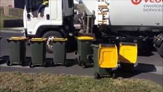 Glenorchy Units Recycling and Garbage