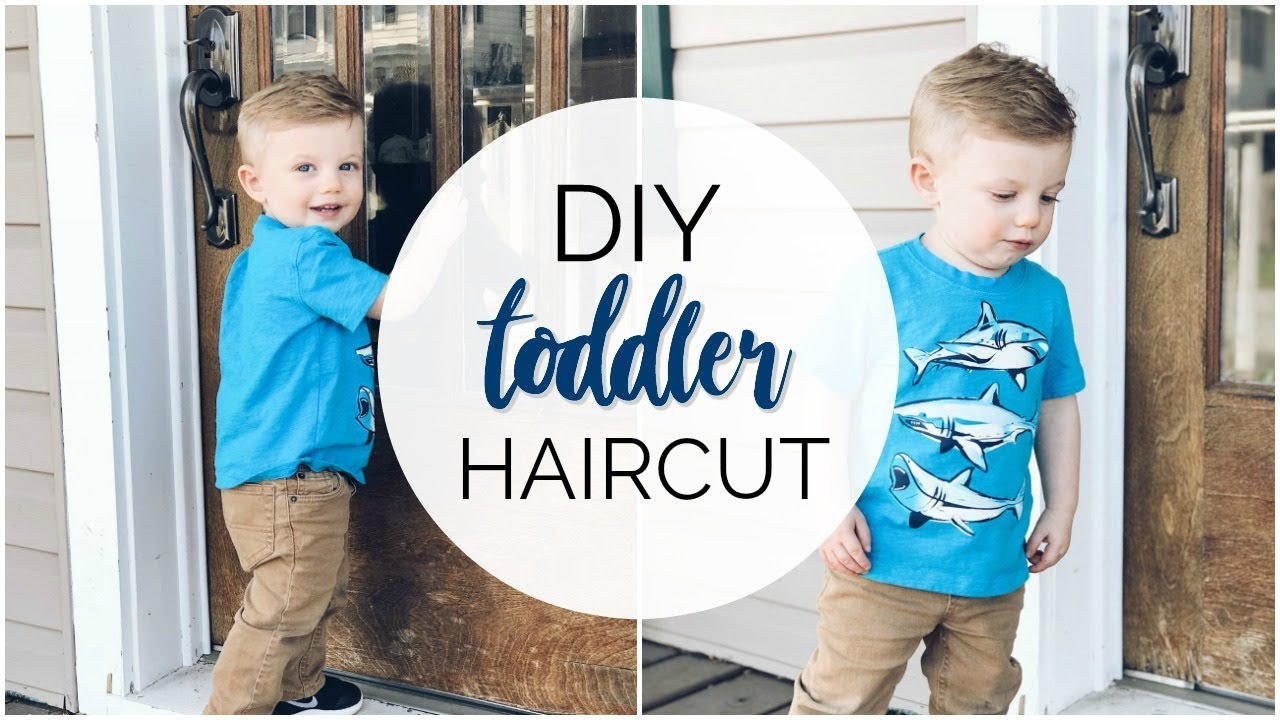 toddler clipper haircut diy toddler haircut for boys 2018 clipper cut comb 2683 | maxresdefault