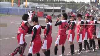 第13回世界女子選手権 決勝トーナメント 中国戦