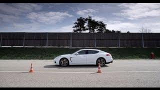 Panamera S E-Hybrid: technical highlights