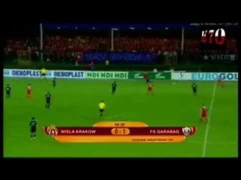 Висла (Краков)  -  Карабах (Агдам) 0-1