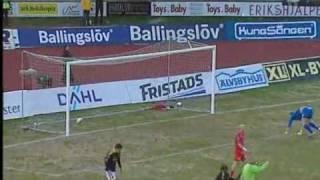Kalmar-AIK 0-3 : Aik vence a Primeira no campeonato