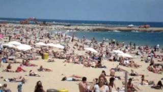 Repeat youtube video Barcelona Beach Tour