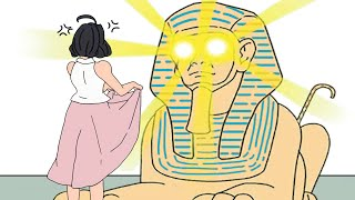 The Sphinx Froze My Cooter - Finding Husband's Egg Money 3