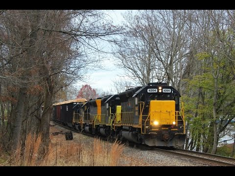 9 To 5- Railfanning In And Around Asheville, NC