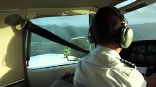 cape air flight to st thomas
