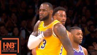 Los Angeles Lakers vs Sacramento Kings 1st Half Highlights | 04.10.2018, NBA Preseason