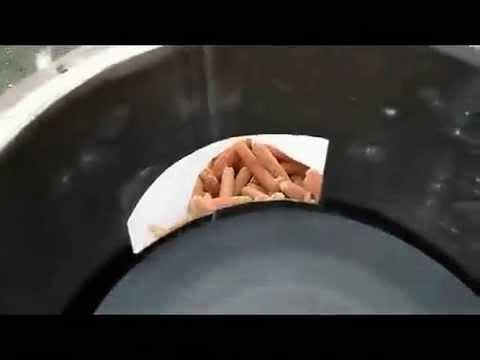 лущилка кукурузных початков