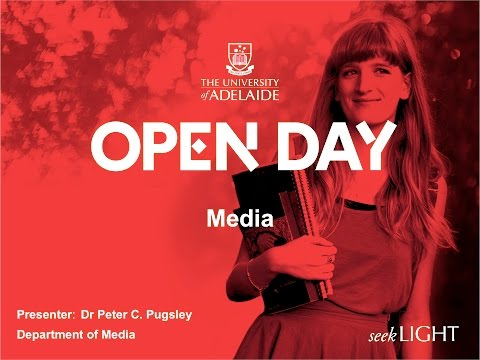 Media - Open Day 2015
