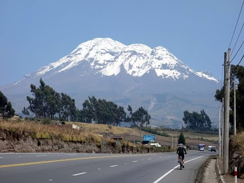 Chimborazo Sea to Summit Challenge: The Bike Ride