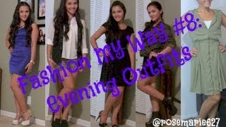 Fashion My Way #8: Evening Outfits Thumbnail