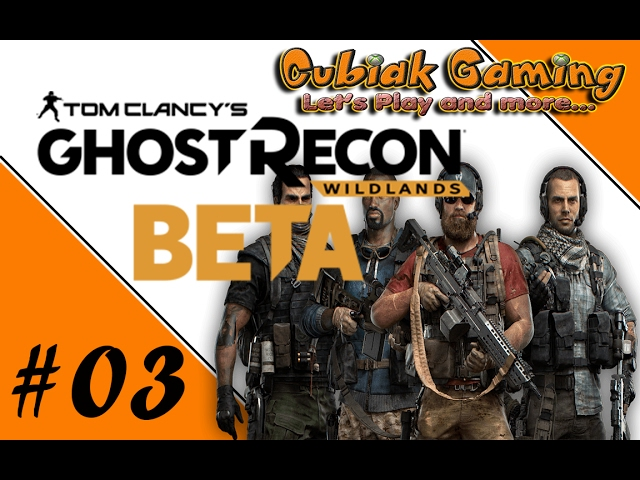 EIN HELI NUR FÜR GERADEAUS ★ Let's Play Ghost Recon Wildlands Beta #3