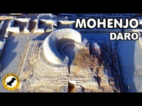 Mohenjo Daro - Larkana District - Sindh - Pakistan
