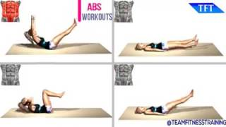 ABS WORKOUT by TFT