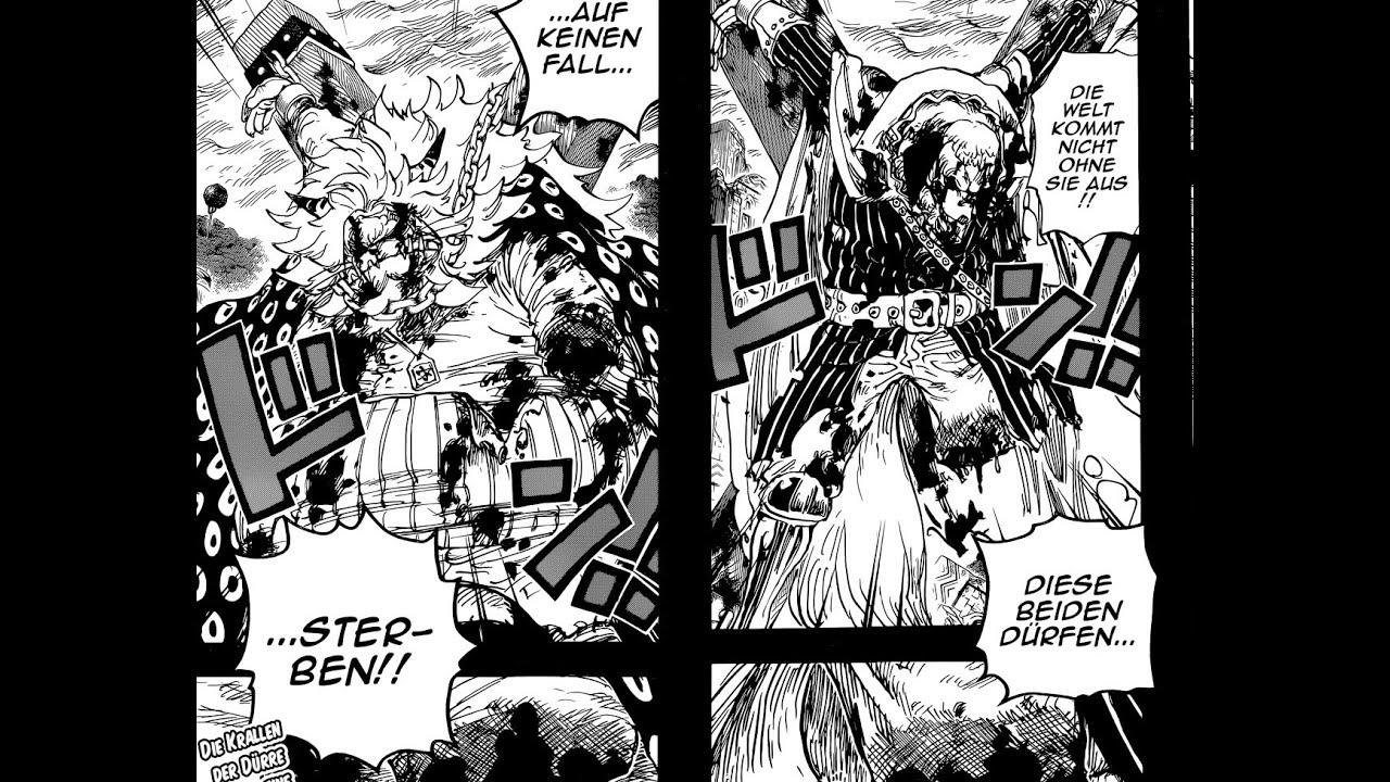 one piece manga deutsch