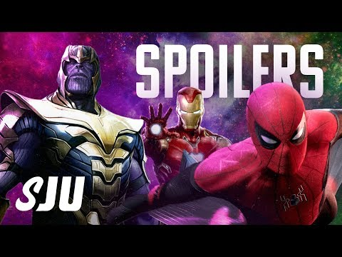 Avengers: Endgame Fallout and the Future of Marvel | SJU