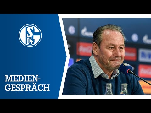 S04-PK mit Stevens, Büskens und Schneider | FC Schalke 04